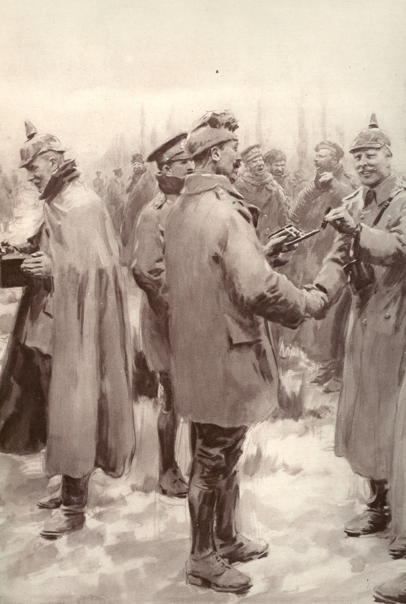 The Christmas Truce | The National WWI Museum